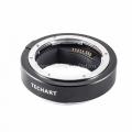 Ngàm chuyển TechArt Pro Canon EF cho Fujifilm GFX50S