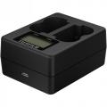 Sạc Fujifilm BC-W235 Dual Battery Charger