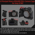 YC Onion Sony A7S3/A7M3/A1/A7R4 Full Cage 5