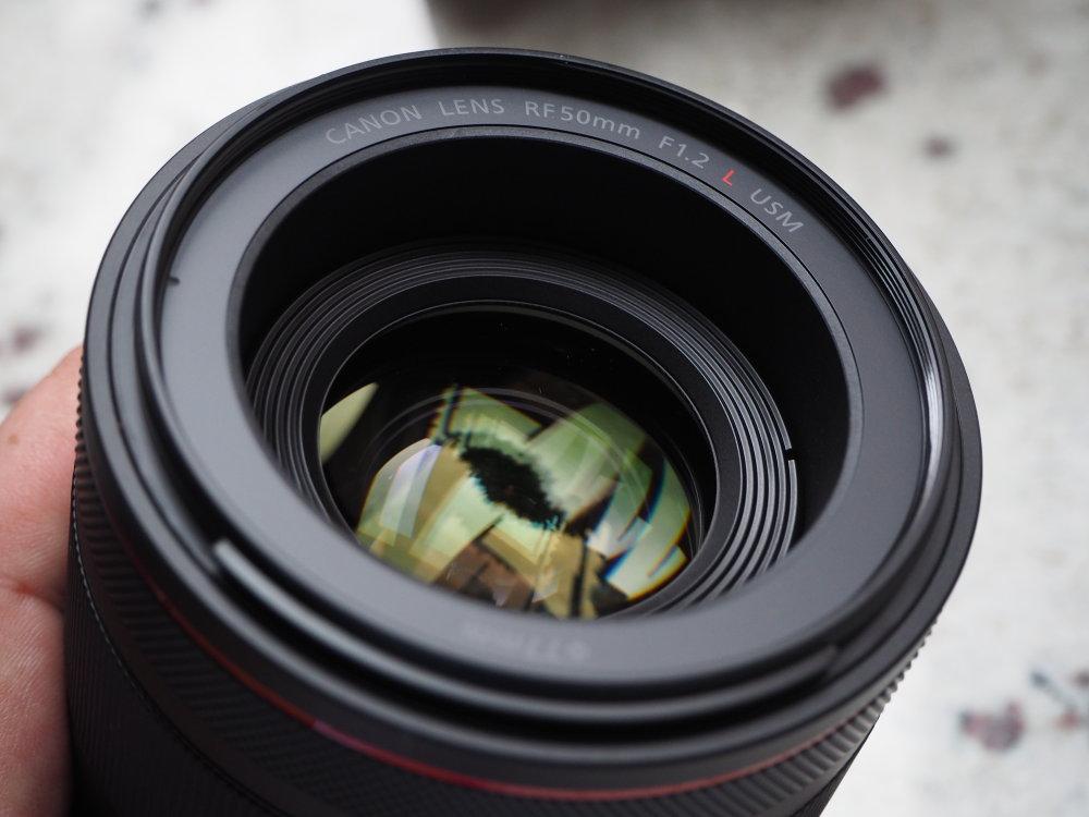 Canon RF 50mm f/1.2L USM - Giang Duy Đạt